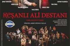 2011 - 2012 Sadri ALIŞIK Kültür Merkezi Keşanlı Ali Destanı Oyunu - Yönetmen yardımcısı - Oyuncu
