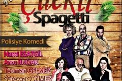2014-2015 Tiyatroname - Çilekli Spagetti -Oyuncu
